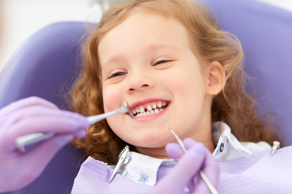 Protect your child's teeth and gums.